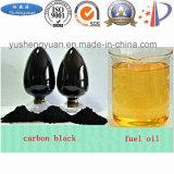 Equipamento de borracha Waste da destilação para o preto de carbono e o combustível