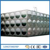 De vierkante Tanks van de Opslag van het Water van het Roestvrij staal