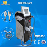 Double HandlesのIPLレーザーHair Removal Machine及びShr Hair Removal