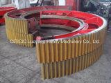 ISO 9001:2008, BV 의 SGS 고주파 냉각 둘레 기어