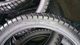 Neumático antideslizante 90/90-18, 90/80-17, 80/90-17, 60/80-17, 70/80-17, 110/80-17, 130/80-17 de la motocicleta