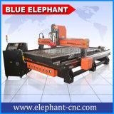 Combinación Carpintería Atc CNC Router 1530 Caja de control para CNC 4 Ejes