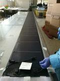 144W leicht, dünne, flexible Sonnenkollektoren für LED-Beleuchtung-Lösung