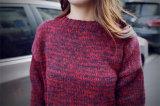 Damen, die Twinset Strickjacke für Winter-/Herbst-lange Hülse, Hemd stricken