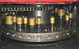 Máquina mecânica da imprensa de perfurador da torreta