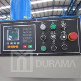 Platten-Ausschnitt-Maschine, Metallscherblock, rostfreie Ausschnitt-Maschine mit Estun E21 Controller