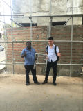 , Linyi 공장 건축 사용을%s 그리거나 직류 전기를 통하기 강철 버팀대