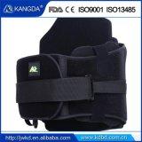 Renforcement de solides panneau Type de manchon de la taille de renfort de support lombaire avec ce ISO de la FDA