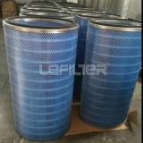 Cartuccia industriale della polvere dell'elemento di filtro dell'aria