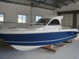 26FT de halve Vissersboot van Walkaround van de Cabine