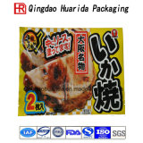 Emballage en plastique de sac de nourriture de sac stratifié par soudure à chaud