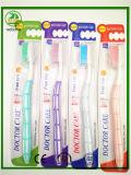 El tubo de plástico cepillo dental de alta calidad
