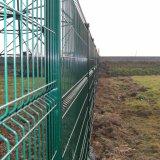 Высокий уровень безопасности для использования вне помещений Временных оцинкованной проволоки сварной сетки ограждения