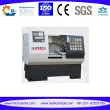 수평한 선반 기계 유압 Tailstock 편평한 침대 선반 Cknc6140