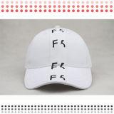 Gorras de béisbol blancas del algodón del supermán de la manera