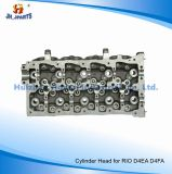 KIA 리오를 위한 엔진 부품 실린더 해드 1.5 Ok30e-10-100 Ok30f-10-100