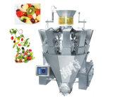 野菜サラダとフルーツサラダマルチヘッド秤(HT-W10B4)