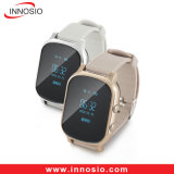 Elegante pulsera Smartwatch Tracker GPS ancianos