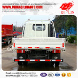 Foton 4*2の二重列の小屋の積み込みライト貨物トラック