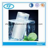Impressão personalizada rolo plástico saco de alimentos plana