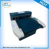 Detector de la aguja de la cinta transportadora de la tabla barato para la industria de la ropa