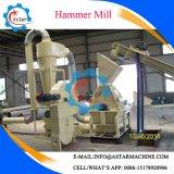 Máquina industrial do triturador de bambu da biomassa do uso