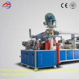 Linha de produção automática máquina da câmara de ar do papel do cone do carretel