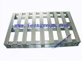スタック可能包装ボックスケージ鋼鉄パレットラック木枠