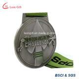Promotion des médailles de métiers personnalisées de métaux personnalisés avec ruban