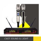 Skm9300 UHF&Pii Frequenz-Ausgleichungs-professionelles drahtloses Mikrofon