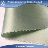 tela opaca impermeable 100% del satén del poliester 75D para la alineada/la ropa