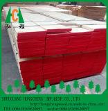 Madera contrachapada laminada de la madera de construcción/LVL de la chapa para el LVL del marco de los muebles/de puerta