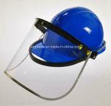 Capacete de Segurança Industrial Full Face Mask Face Shield