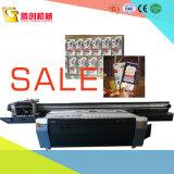 室内装飾のための洗濯できる印刷フルカラーの紫外線インク平面プリンター