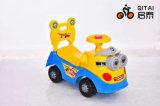 Conduite chaude de qualité de véhicule d'oscillation de bébé de 2017 subordonnés de vente sur le véhicule de jouet de bébé