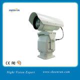 Câmera do IP da visão noturna do laser do IR da escala longa de PTZ