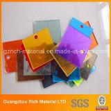 het Blad van de Spiegel van de Kleur van de Dikte van 16mm/het Acryl Plastic Blad van de Spiegel PMMA