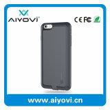 Cargador de viaje de energía Banco de Protección de la caja del teléfono celular para el iPhone 6 2000mAh