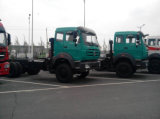 Beiben 6X4 380CV Camión de carga de camiones camiones