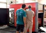 Compresores de aire rotatorios del tornillo de Oilless de la fábrica de Shangai para el panel de instrumentos de