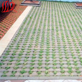 Grass di plastica Pavers per Parking Lot
