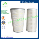 Cartucho de filtro de entrada de ar de turbina de gás solar