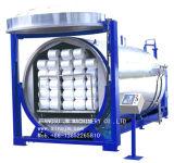 Vaporizador a horno de vacío a alta temperatura y presión