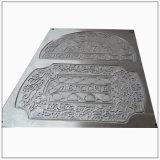 Fabrik-Gummiform-Gummifußboden-Matten-Formteil
