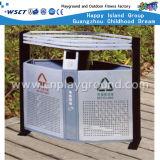 Escaninho Waste do parque de diversões ao ar livre quente do balde do lixo da venda (HD-18413)