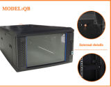 잘 고정된 Waterproof Plate Rack 9u Network Cabinet