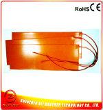 calentador 230V 1300W de la impresora del caucho de silicón de 1450*550*1.5m m 3D