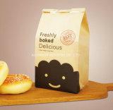 Comercio al por mayor de papel Kraft Baguette personalizada bolsa de pan de panadería de pan casero