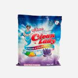 Poudre à laver de blanchisserie de qualité d'approvisionnement d'usine de la Chine