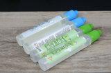 E-Suco plástico do OEM Vape EUA do frasco 30ml